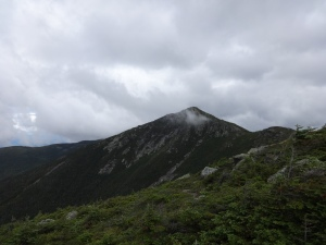 Mount Lincoln form the side of Little Haystack